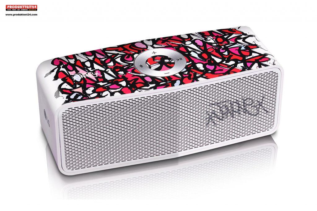 LG Art52 Color Waves - Bluetooth lautsprecher