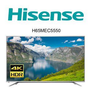 Hisense H65MEC5550 Ultra HD HDR TV