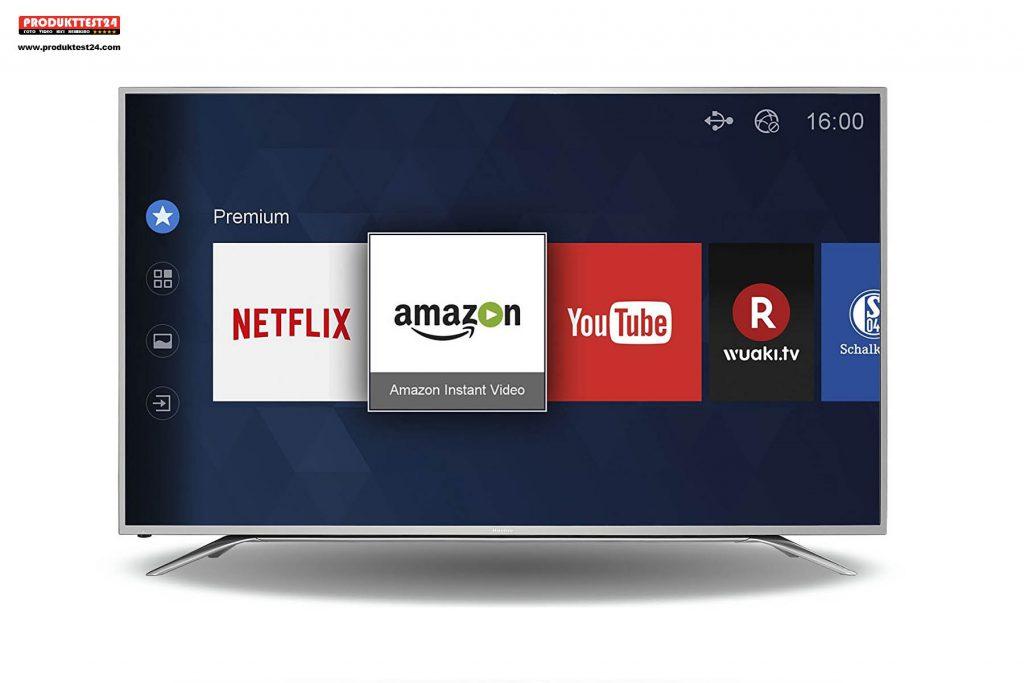 Hisense H65MEC5550 Ultra HD TV mit HDR