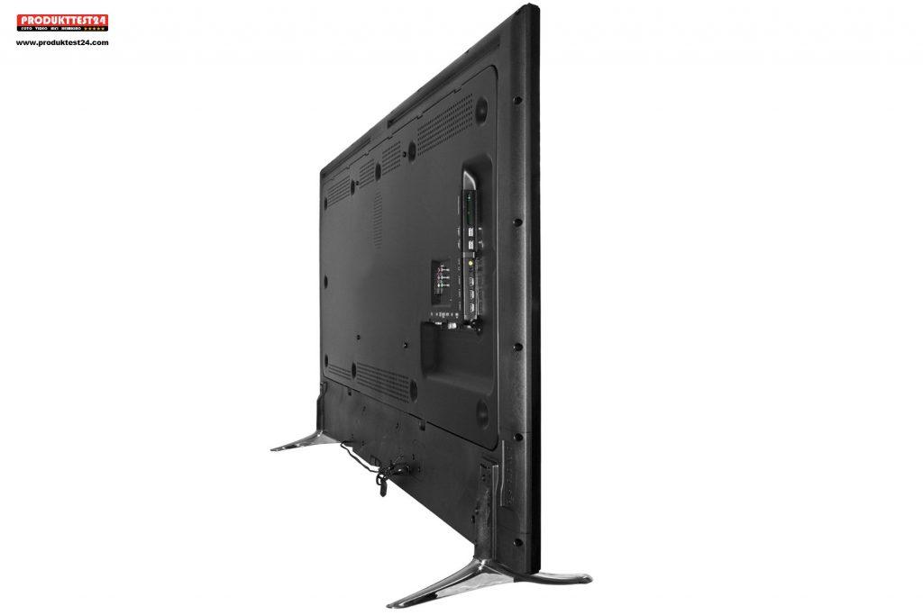 Der Telefunken XU65A401 Ultra HD Flachbildfernseher im Test