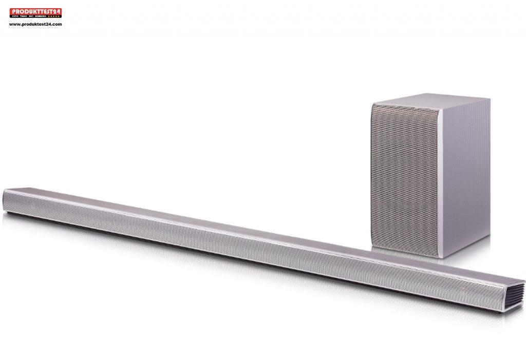 LG DSH9 Soundbar mit 4.1 und 420 Watt