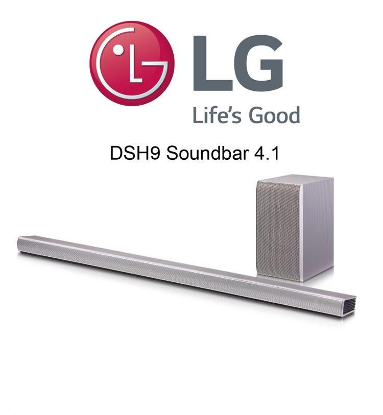 LG DSH9 (SH8) Soundbar