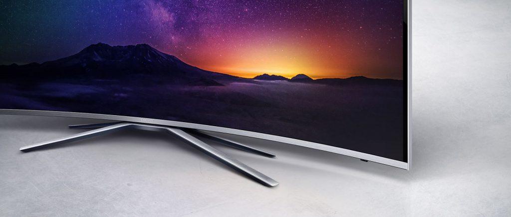 samsung ue55ku6509 im test der neue samsung 55 zoll curved uhd flachbildfernseher. Black Bedroom Furniture Sets. Home Design Ideas