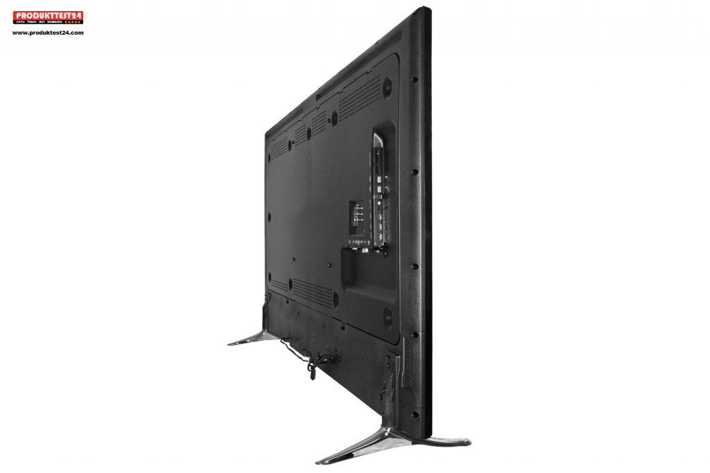 Der neue Telefunken XU55A401 Flachbildfernseher im Test