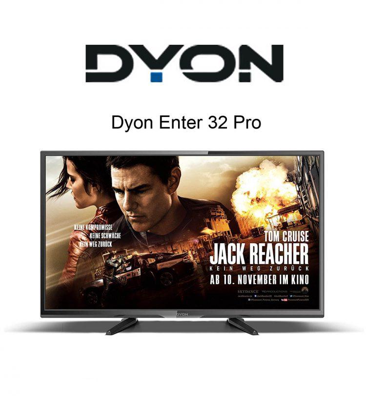 Dyon Enter 32 Pro LED Flachbildfernseher