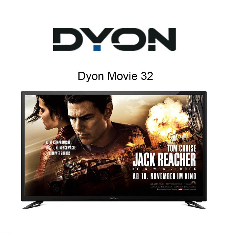 Dyon Movie 32 Full HD Flachbildfernseher