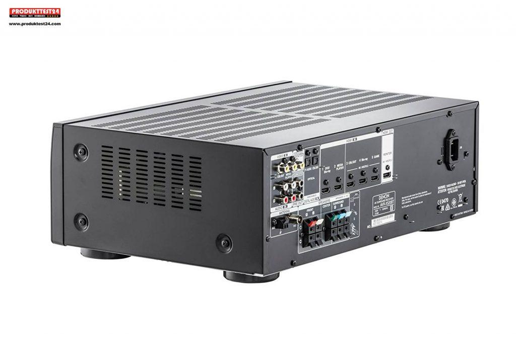 Denon AVR-X520BT AV Receiver