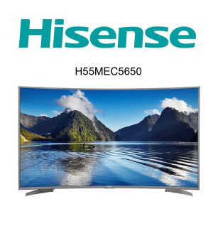 Hisense H55MEC5650 Ultra HD Curved TV mit HDR