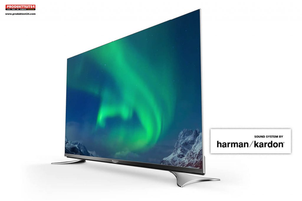 Sharp Aquos LC-55XUF8772ES Ultra HD TV