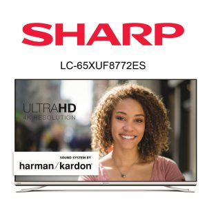 Sharp LC-65XUF8772ES UHD TV