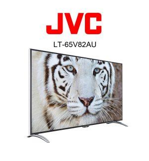 Der JVC LT-65V82AU Ultra HD Fernseher im Test