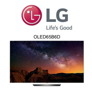 LG OLED65B6D Ultra HD TV