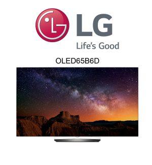 LG OLED65B6D Ultra HD TV