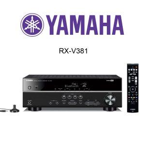 Yamaha RX-V381 AV Receiver