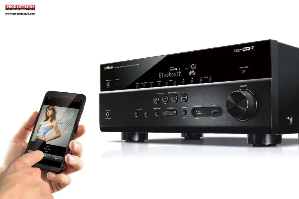 Yamaha RX-V681 AV-Receiver mit Dolby Atmos und DTS:X