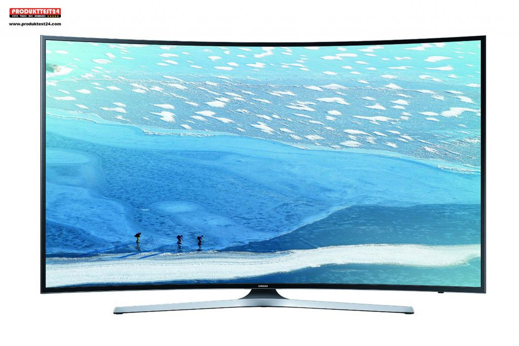 UE55KU6179 Ultra HD Curved TV mit HDR