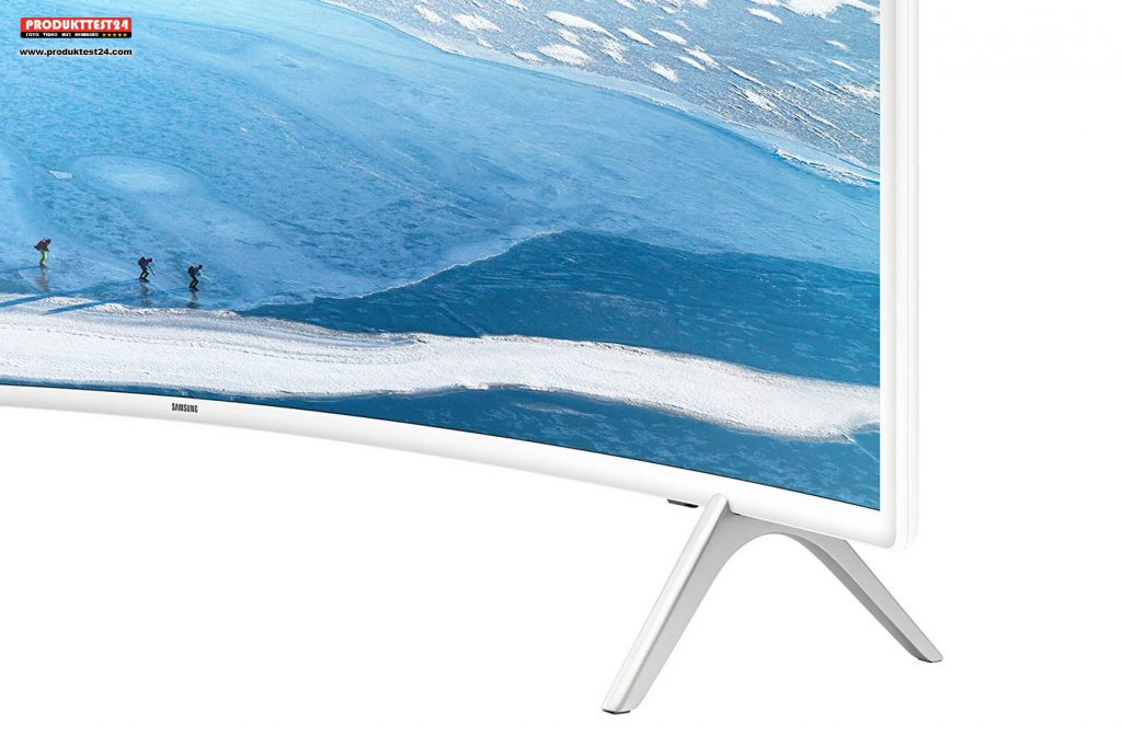 Samsung UE55KU6519 Curved UHD TV mit HDR
