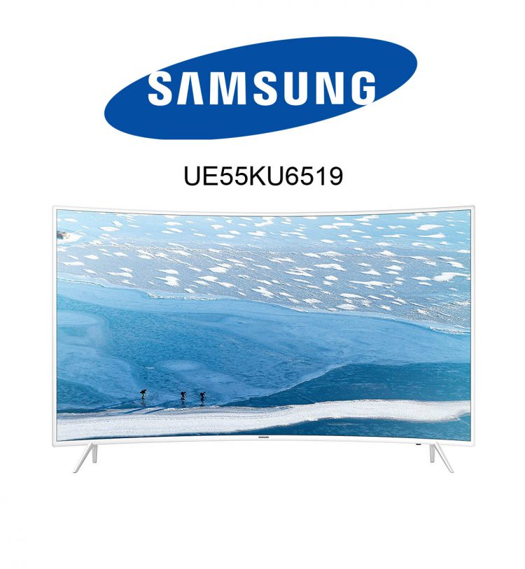 der samsung ue55ku6519 curved ultra hd fernseher im test test und. Black Bedroom Furniture Sets. Home Design Ideas