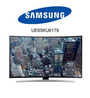 Samsung UE65KU6179 Ultra HD Curved TV mit HDR