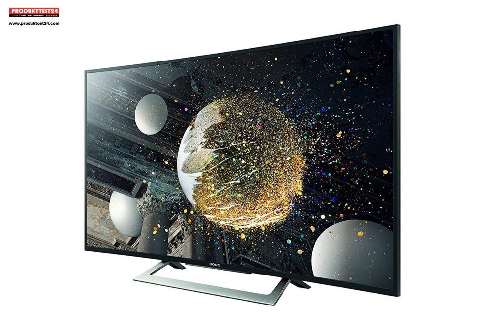 Sony KD-50SD8005 Ultra HD Curved TV mit HDR