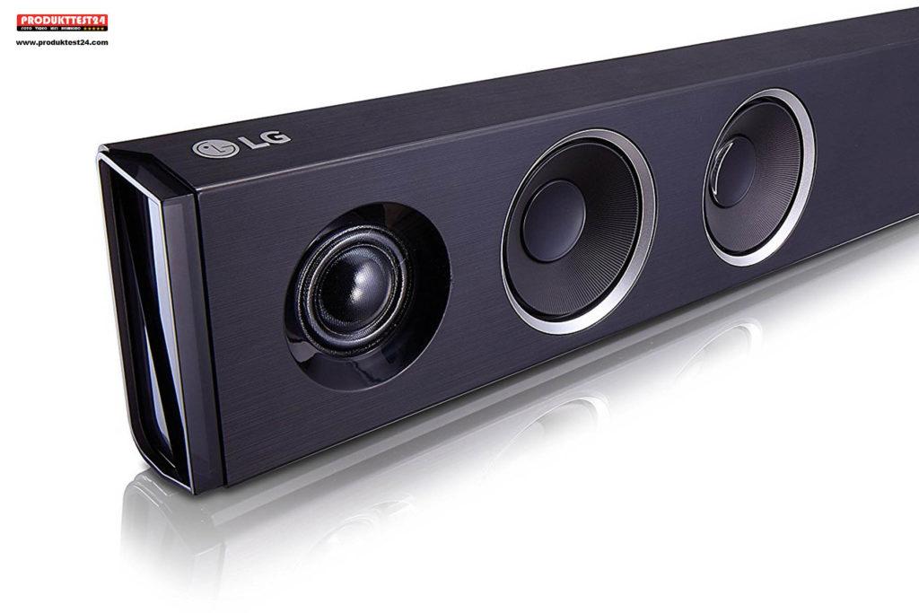 LG DSH4B 2.1 Soundbar mit 300 Watt