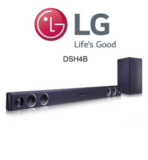 LG DSH4B Soundbar