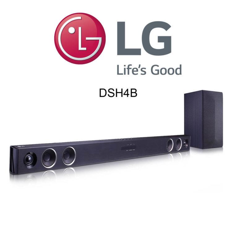 LG DSH4B Soundbar
