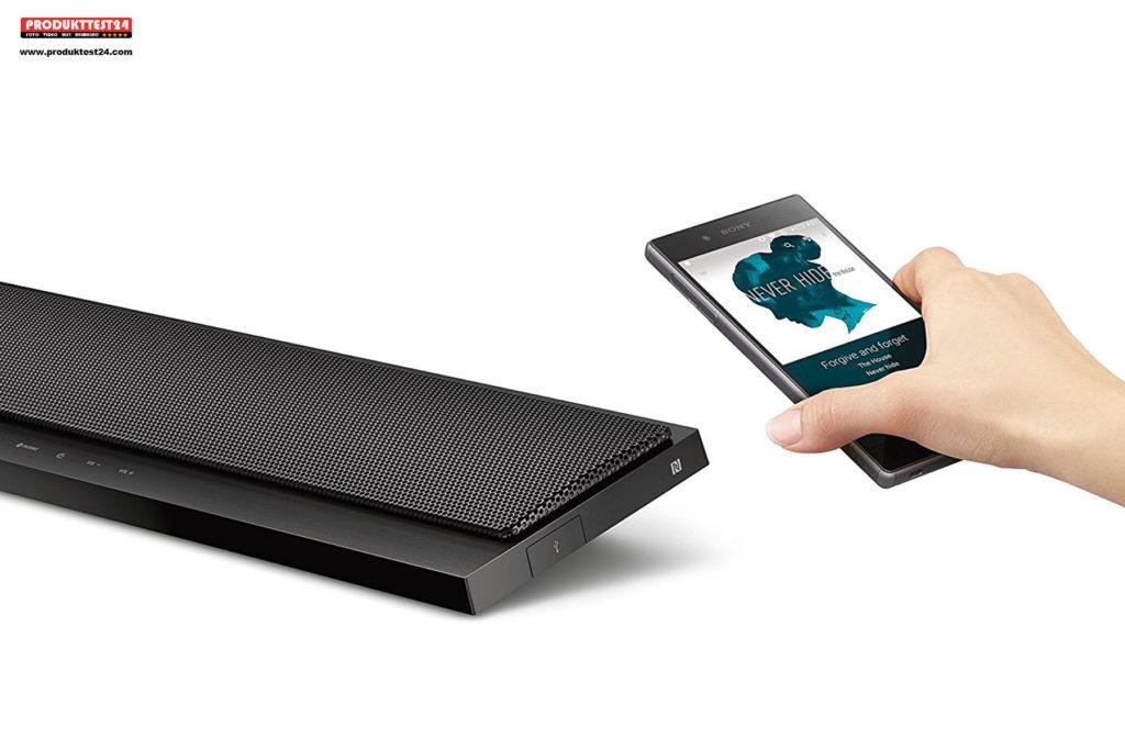 Sony HT-CT800 Soundbar mit 2.1 Soundsystem und 350 Watt