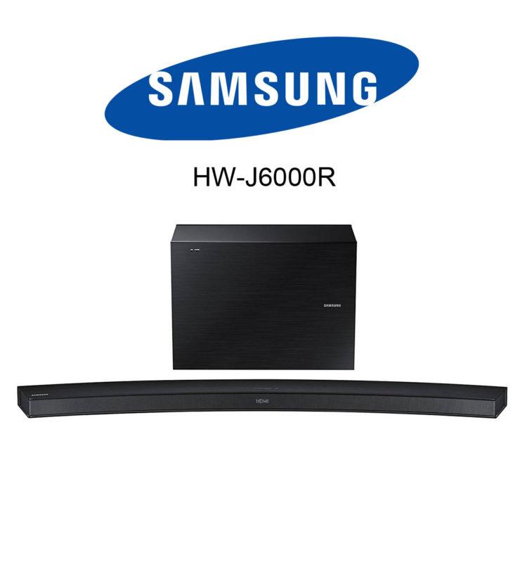 Samsung HW-J6000R Curved 2.1 Soundbar im Test
