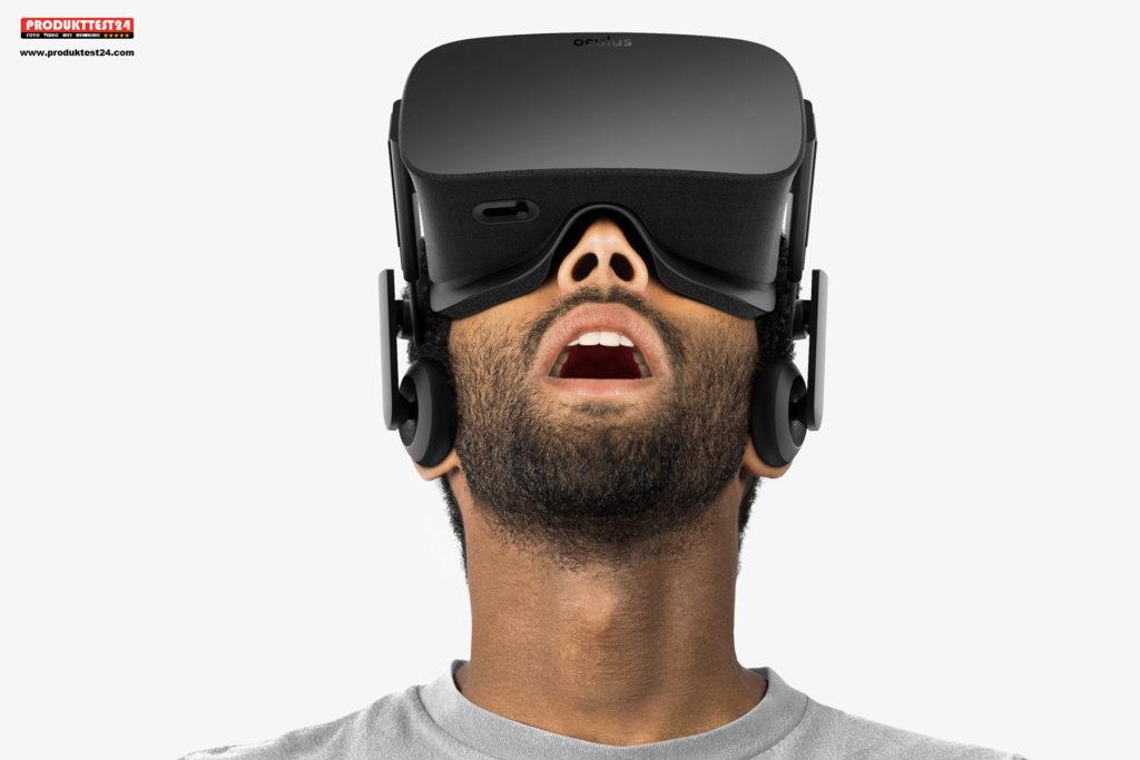 Die Oculus Rift VR Headset