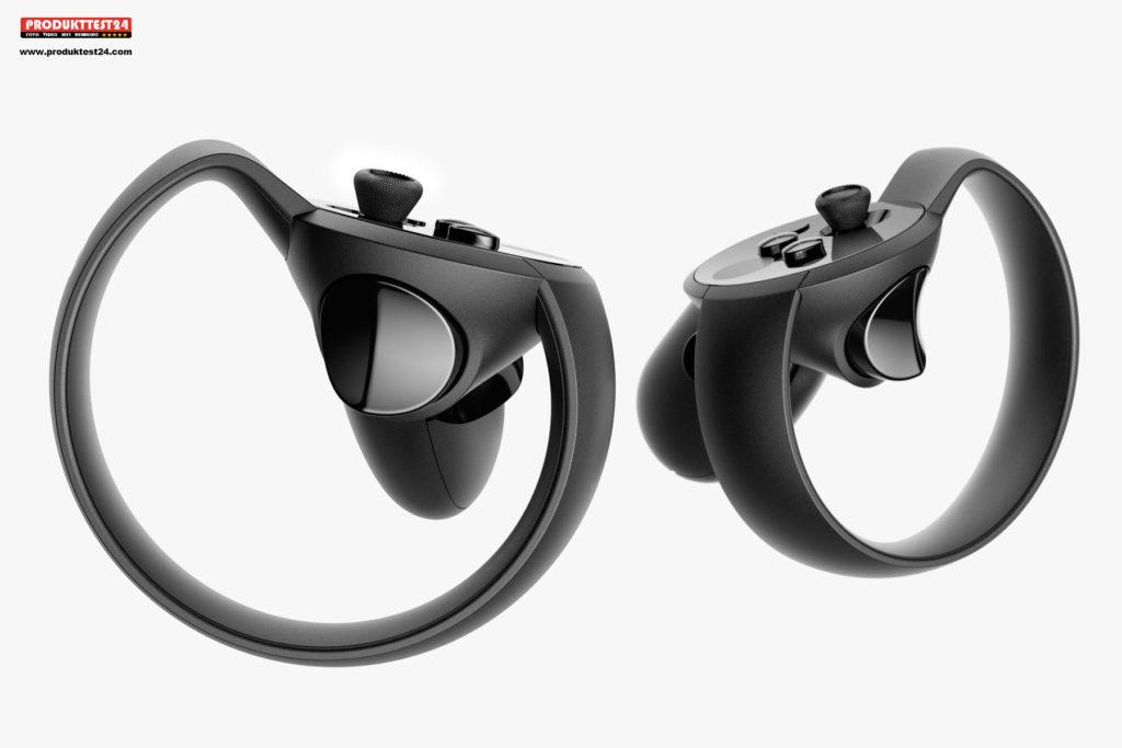 Oculus Touch Controller für die Oculus Rift