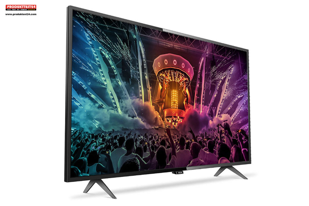 Philips 55PUS6101/12 4K Ultra HD SmartTV Fernseher