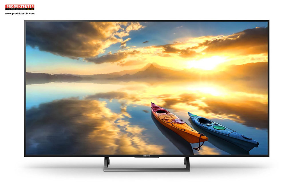 Sony Bravia KD-55XE7004 UHD Fernseher mit HDR