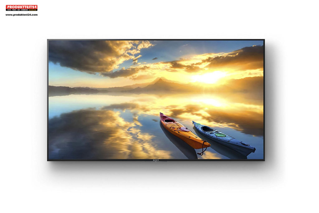 Sony Bravia KD-55XE7004 UHD Fernseher mit HDR