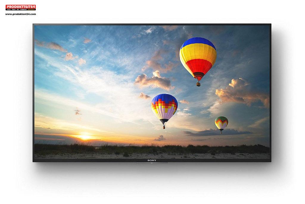 Sony KD-55XE8096 Ultra HD Fernseher mit HDR