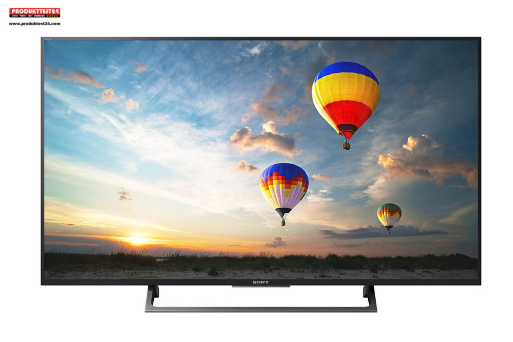 Sony Bravia KD-43XE8005 Ultra HD Fernseher mit HDR10