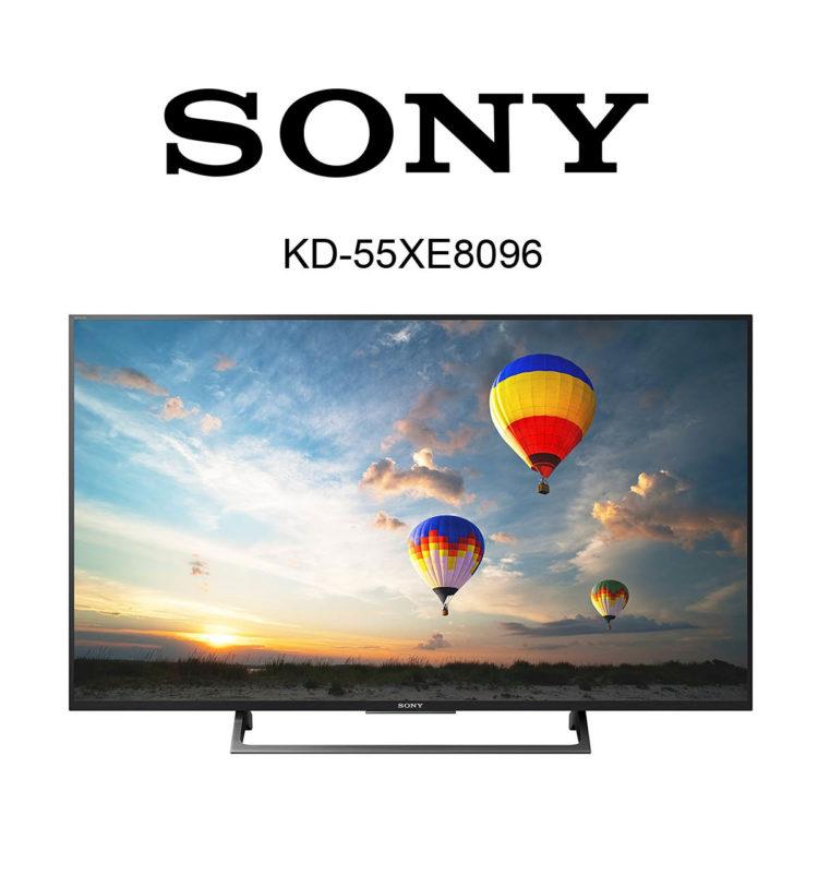 Sony KD-55XE8096 Fernseher im Test