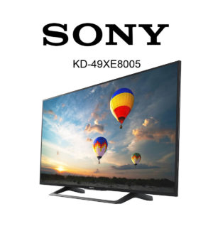 Sony Bravia KD-49XE8005 UHD Fernseher mit HDR10