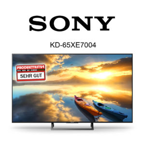 Sony Bravia KD-65XE7004 Ultra HD HDR10 Fernseher