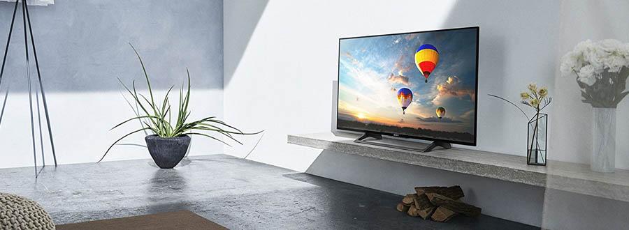 sony bravia kd 43xe8005 uhd 4k fernseher mit hdr10 im test test und. Black Bedroom Furniture Sets. Home Design Ideas