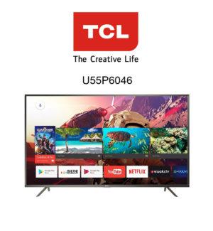 TCL U55P6046 Ultra HD HDR10 Fernseher im Test