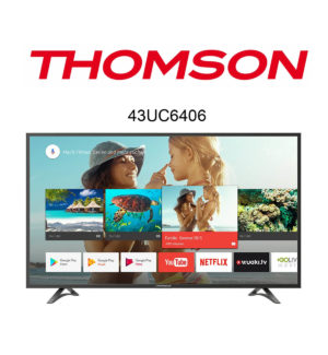 Thomson 43UC6406 Ultra HD Fernseher mit HDR10