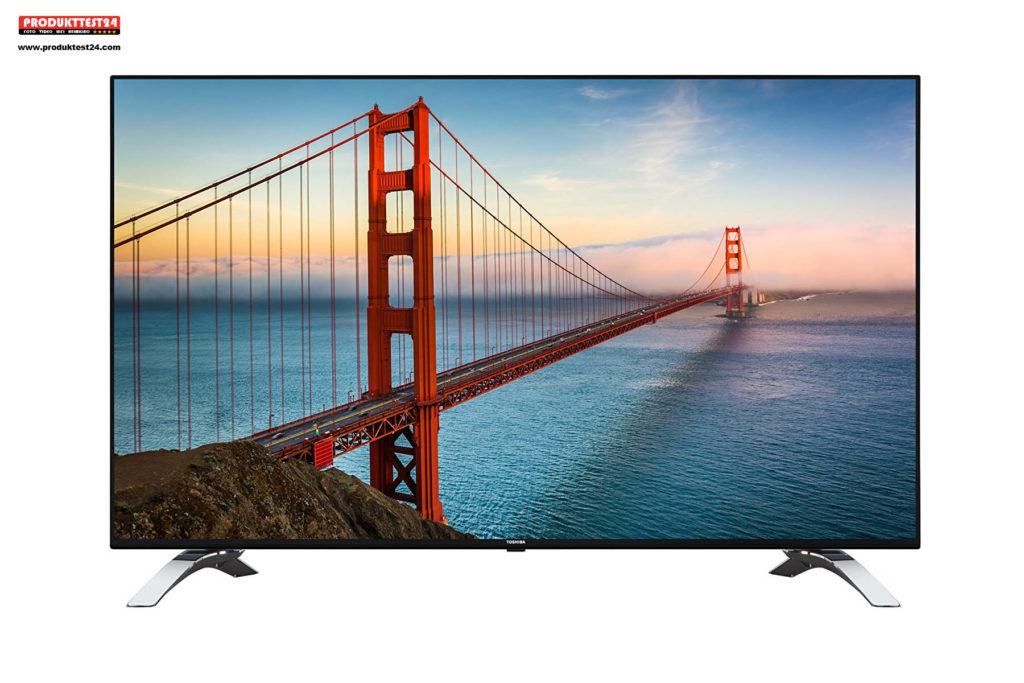 Toshiba 55U6663DA Ultra HD TV