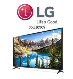 LG 65UJ6309 Ultra HD HDR10 Fernseher