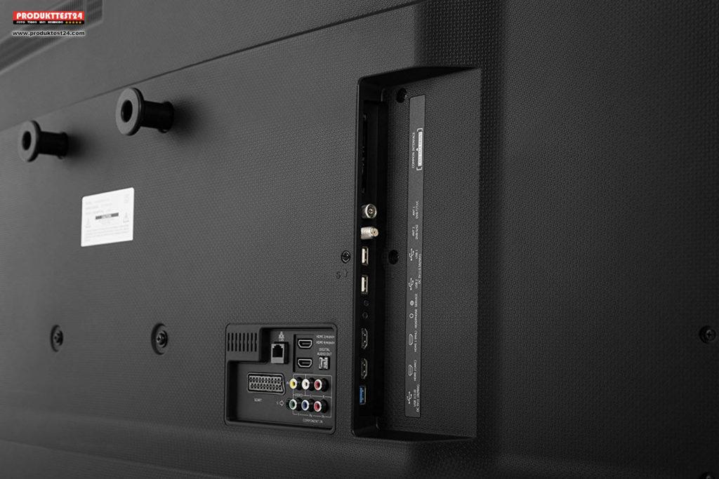 Hisense H49NEC6500 Ultra HD HDR10 Fernseher