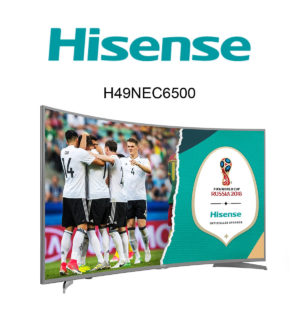 Hisense H49NEC6500 Ultra HD HDR10 Fernseher