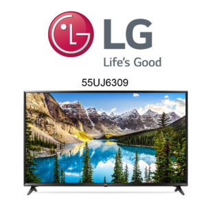 LG 55UJ6309 Ultra HD Fernseher mit HDR10