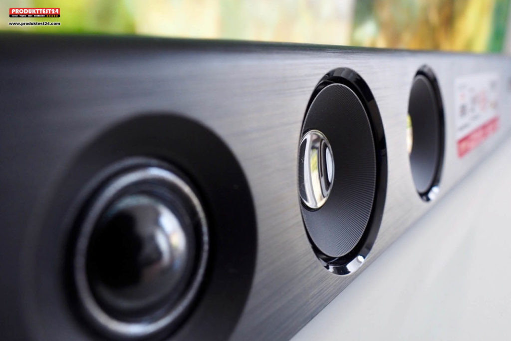 LG SJ3 2.1 Soundbar