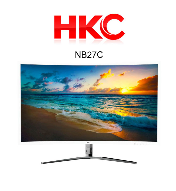 HKC NB27C 27 Zoll Curved Full HD Gaming Monitor