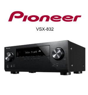 Pioneer VSX-832 AV-Receiver mit Dolby Atmos
